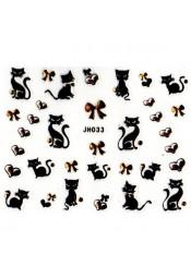 สติ๊กเกอร์ 3D JH033