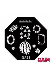 แผ่นเพสแปดเหลี่ยมQA39