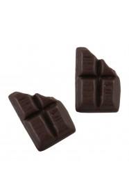 ช็อกโกแลตบาร์น้ำตาล 8 ชิ้น