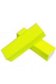 บล็อกสีสะท้อนแสงเหลือง