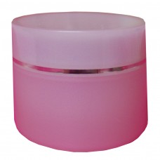 ผงต่อเล็บสีชมพู