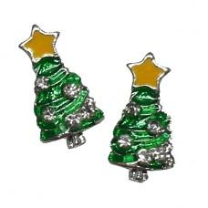 ต้นคริสมาสต์ดาวเหลือง 5 ชิ้น