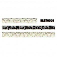 สติ๊กเกอร์ลายลูกไม้ BLET0006
