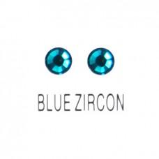 คริสตัลน้ำสวา สีBlue Zircon
