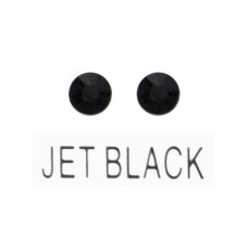 คริสตัลน้ำสวา สีJet Black