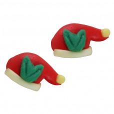 หมวกซานต้า 8 ชิ้น