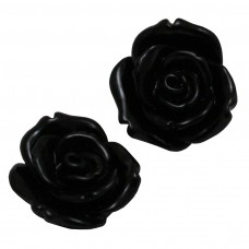ดอกกุหลาบสีดำ