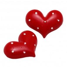 หัวใจแดง