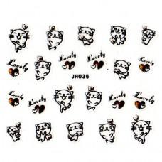 สติ๊กเกอร์ 3D JH036