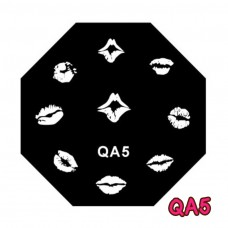 แผ่นเพสแปดเหลี่ยมQA5