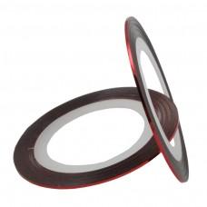 สติ๊กเกอร์เส้นสีแดง
