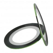 สติ๊กเกอร์เส้นสีเขียว
